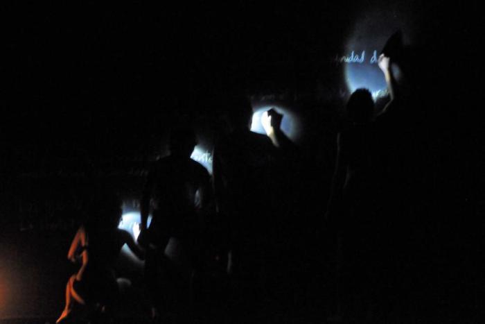 oscuridad -